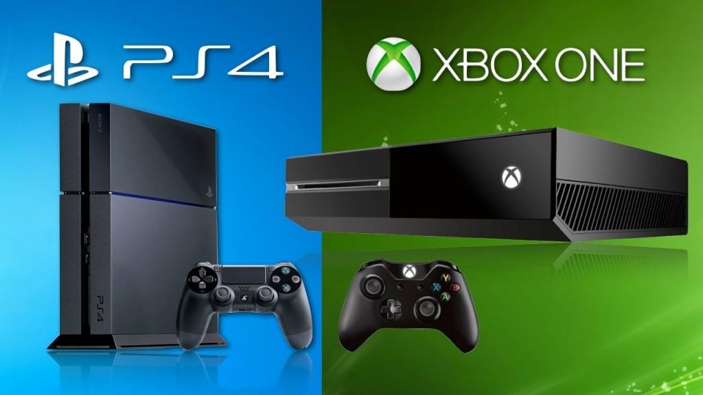 CONSOLA 1024x576 Actualizaciones de firmware para la Xbox One y PlayStation 4