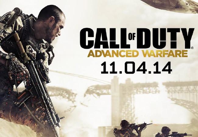Call of Duty Advanced Warfare devela tráiler y los requerimientos para PC