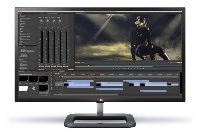 Monitor LG Digital Cinema 4K Anunciado