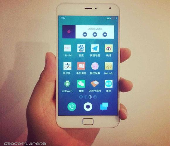 Smartphone Meizu MX4 Pro filtrado