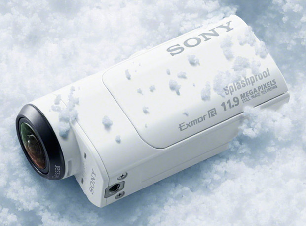Sony lanza su Action Cam Mini