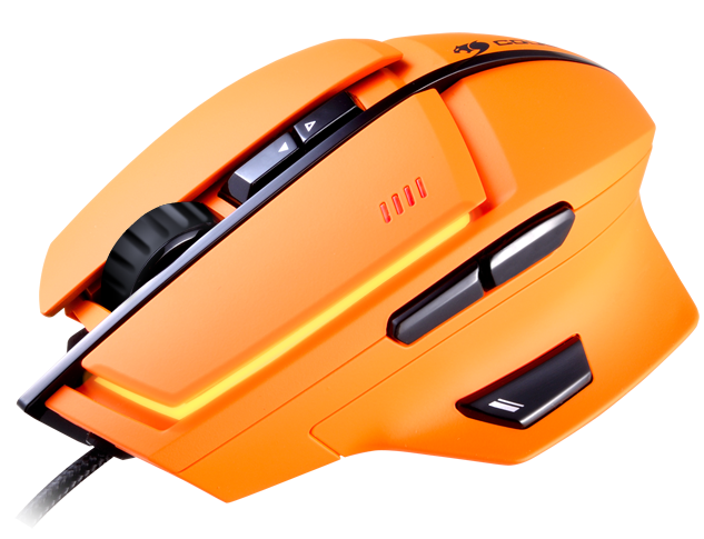 Cougar lanza su Mouse Gaming 600M