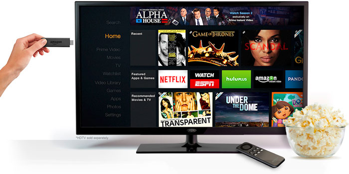 Fire TV Stick, el nuevo Dongle de Amazon