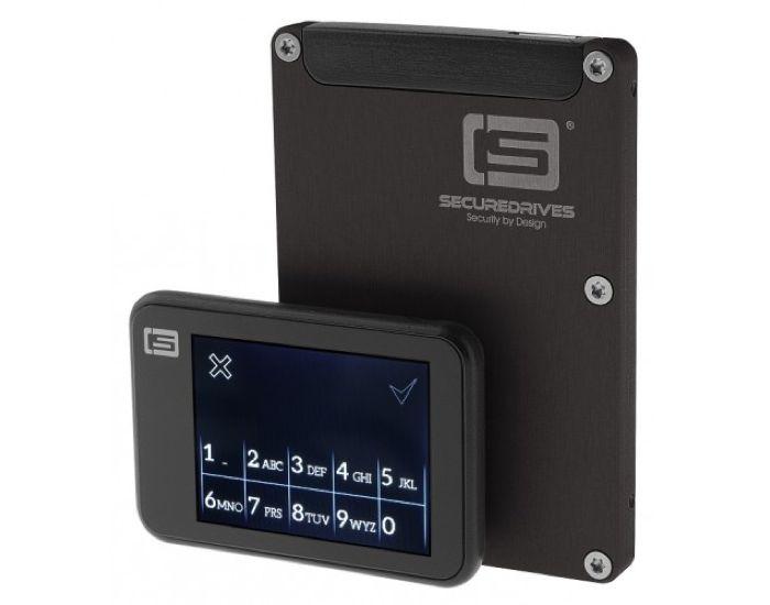 Presentan un SSD que se autodestruye con un mensaje de texto