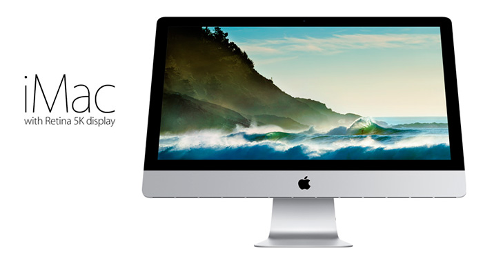 La Apple iMac recibe pantalla Retina 5K