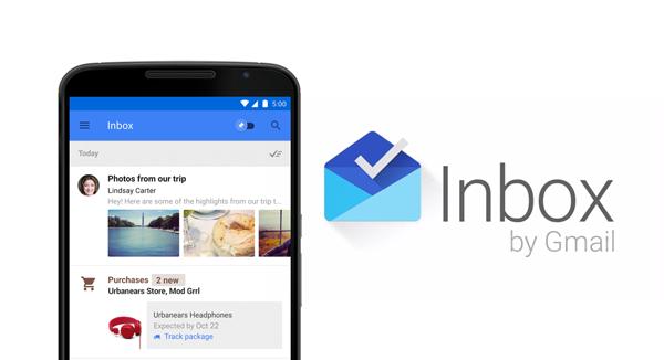 Inbox, el nuevo Gestor inteligente de correos de Google