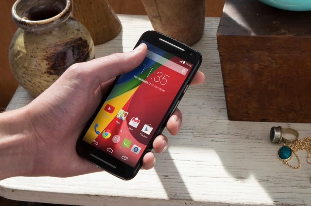 Motorola lanza el Moto G 2014 en Argentina