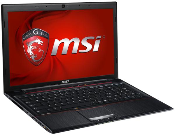 MSI lanza su nueva Portátil Gaming GE60 2PL-420XES