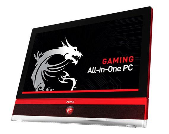MSI actualiza sus All In One con nuevas gráficas GeForce GTX 900M