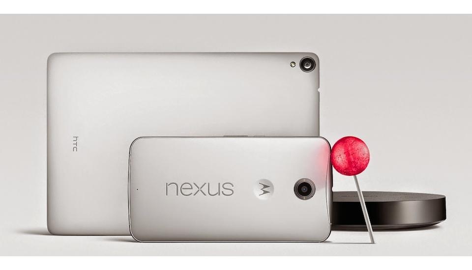 Nexus 6 Y Nexus 9 ya tienen videos promocionales