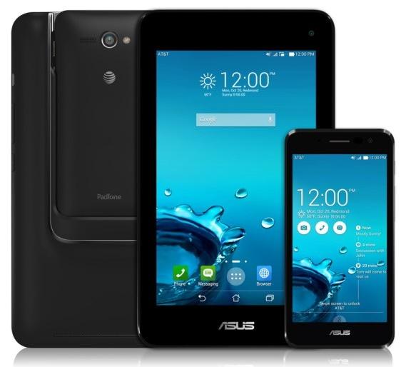 Asus presenta oficialmente su PadFone X Mini