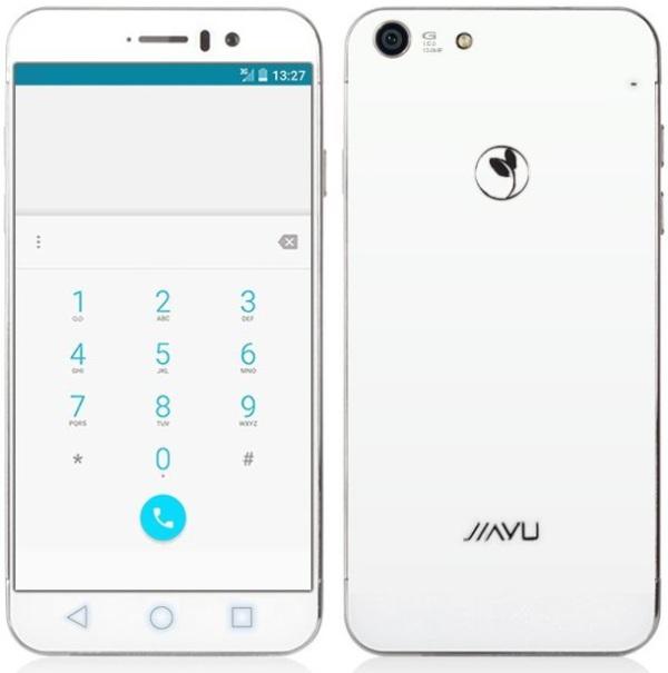 Smartphone Jiayu S4 filtrado con imagen y especificaciones