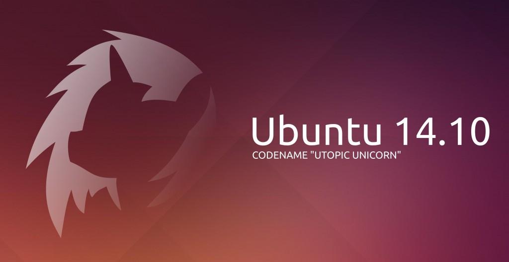 Ubuntu 14.10 Utopic Unicorn  disponible para descargar