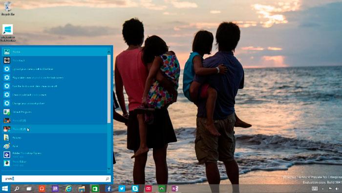 windows 10 -