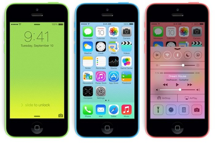 Apple podría discontinuar el iPhone 5C en 2015