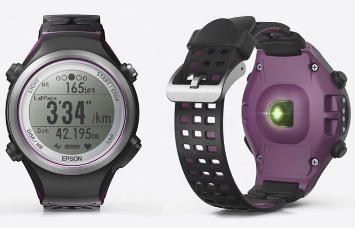 Reloj deportivo Epson Runsense GPS SF-810 ya está disponible