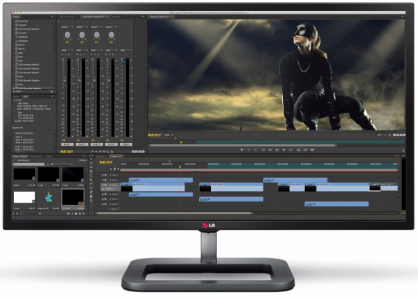 LG presenta su Monitor IPS 4K 31MU97