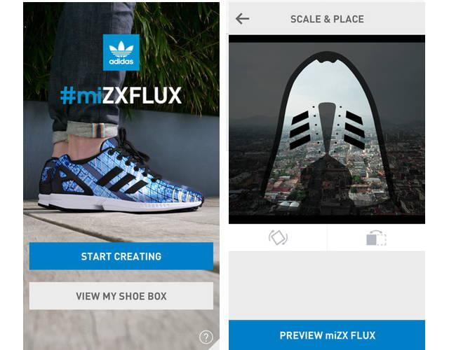 Adidas te permite diseñar tus propias zapatillas