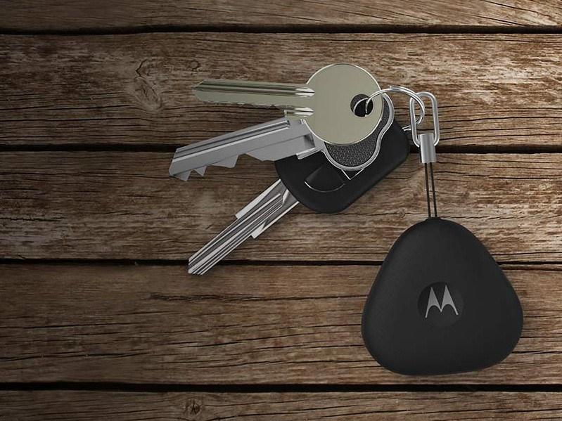 Motorola presenta su nuevo Gadget Keylink