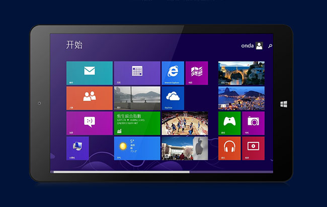 Nueva Tablet ONDA V961W - Windows 8.1