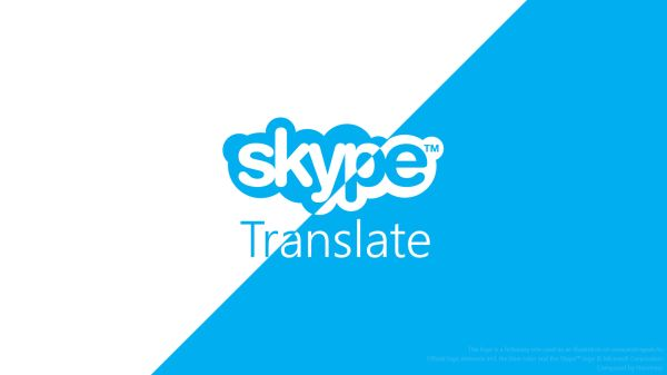 Skype-Translate