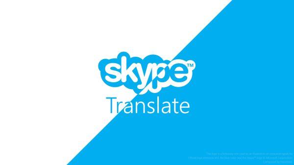 Skype-Translate