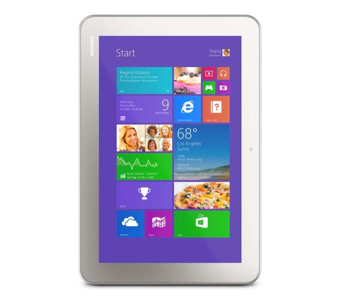 Nueva Tablet TOSHIBA Encore 2 - Windows 8.1