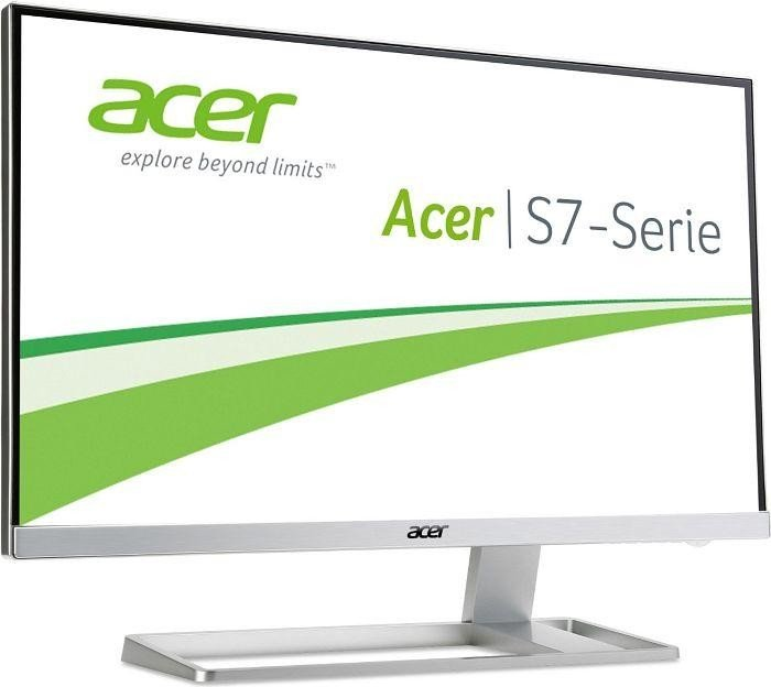 monitor 4k acer s7 Nuevo Monitor Acer S277HK 4K, Ganador del mejor aspecto