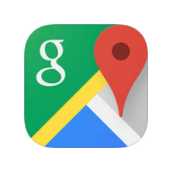 Google Maps para iOS 2015