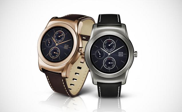 LG Watch Urbane 2015