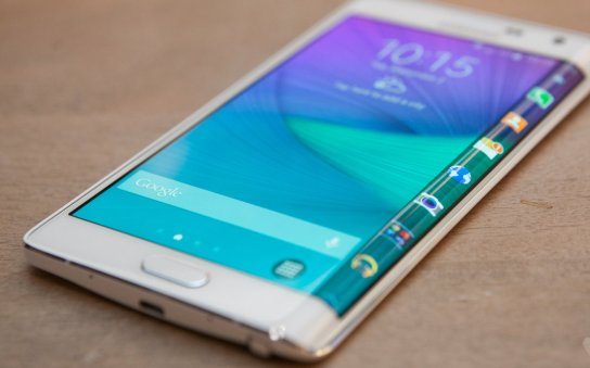 Samsung Galaxy Note Edge 2015