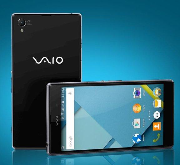 smartphones VAIO 2015