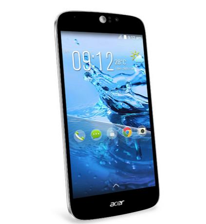 Acer anuncia tres nuevos smartphones accesibles en el MWC 2015