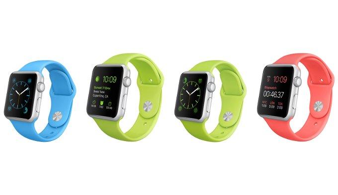 Apple Watch Sport 2015