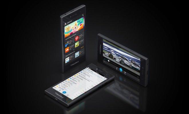 BlackBerry Leap 2015