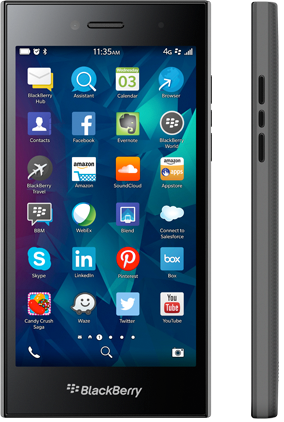 BlackBerry Leap 2015
