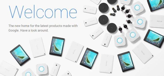 Google Store 2015
