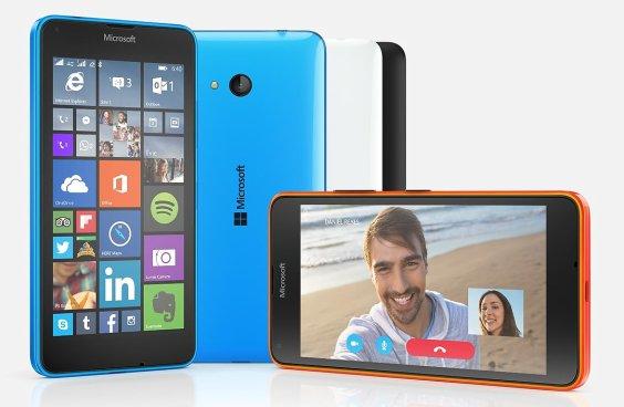 Microsoft Lumia 640 LTE Dual SIM 2015