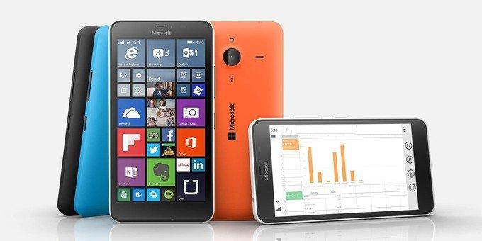 Microsoft Lumia 640 XL 2015