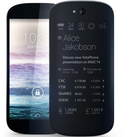 YotaPhone 2 2015