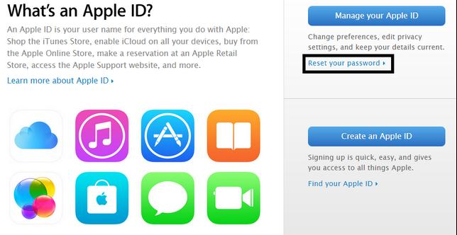 Apple ID 2015