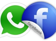 Facebook y WhatsApp 2015