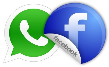Facebook y WhatsApp 2015