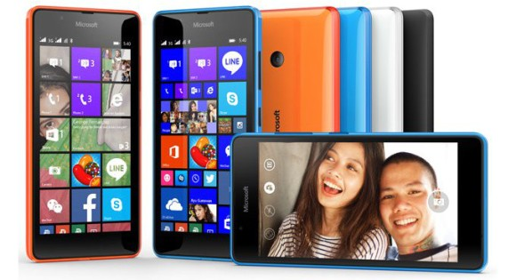 Microsoft Lumia 540 Dual SIM 2015