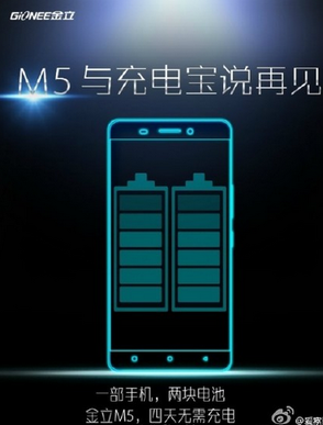 Gionee M5 2015