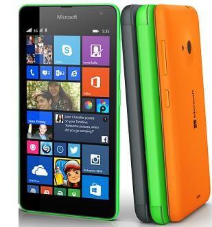 Microsoft Lumia 640 2015