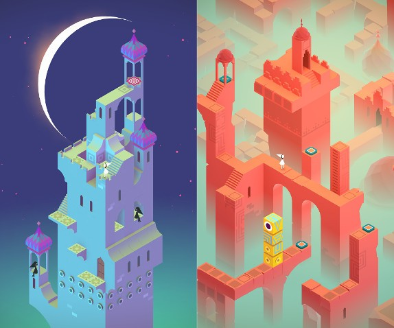 Monument Valley Windows Phone