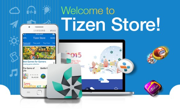 Tizen App Store 2015