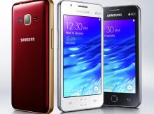 Samsung Z1 2015