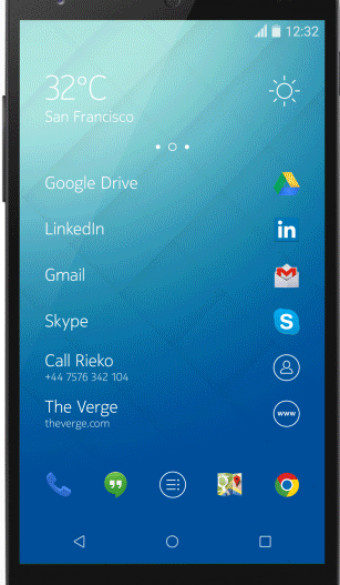 Z Launcher Android 2015
